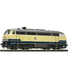 Diesel locomotive class 225, DB AG, DCC-Snd., epoch V