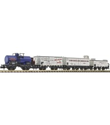 Freight car set 4 pcs, KPEV, epoch I