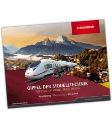 Fleischmann Catalogue 2013/2014