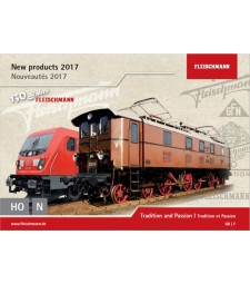 FLM NH Katalog 2017 - H0 and N scale (EN,FR)