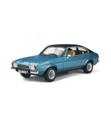 FORD CAPRI MKII 1974 MIAMI BLUE POLY