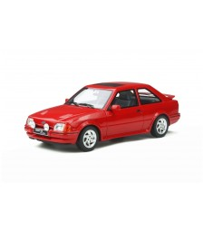 FORD ESCORT MK4 RS TURBO 1990 RED