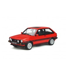 FORD FIESTA MK1 XR2 1981 SUNBURST RED