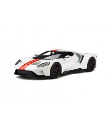 Ford GT 2017 Frozen White