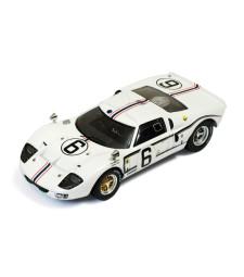 FORD MKIIB #6 J.Schessler-G.Ligier Le Mans 1967