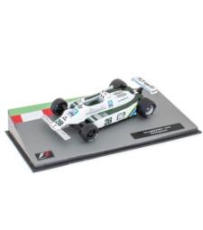 WILLIAMS FW07 1979 Clay Regazzoni