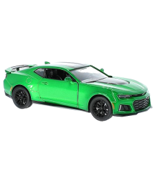 Chevrolet Camaro ZL1, Metallic-green