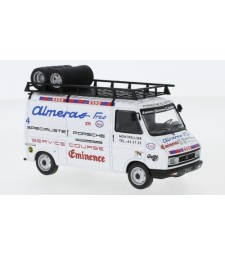 Citroen C 35, Almeras fres Assistance with Roof rack
