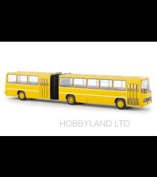 Ikarus 280.03, dark yellow, overland-articulated bus, 1972