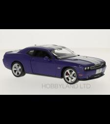 Dodge Challenger SRT, purple/silver, 2012