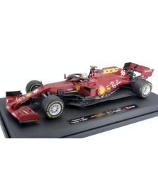 Ferrari SF1000, No.16, Scuderia Ferrari, Formula 1, GP Toskana, 1000th GP for Ferrari, C.Leclerc, 2020
