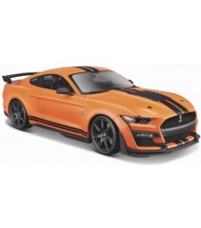 Ford Mustang Shelby GT500, orange/black, 2020