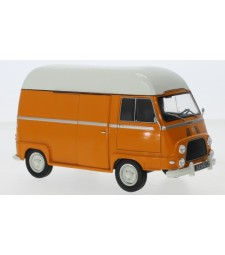 Renault Estafette, orange/white