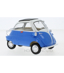 BMW Isetta 250, blue/white