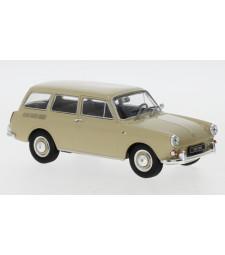 VW 1500 Variant (Typ 3), beige, 1962