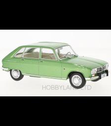 Renault 16, metallic light green, 1965
