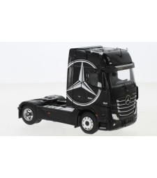 Mercedes Actros MP4, black/Decorated, 2012