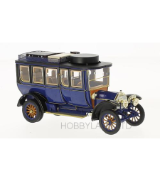 Mercedes Simplex 60 PS Limousine Ttravel, Blue, RHD, 1903