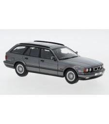 BMW 530i (E34) Touring, metallic-grey