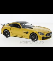 Mercedes AMG GT R, metallic yellow
