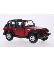 Jeep Wrangler - Red - 2007