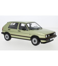 VW Golf II GTI, metallic-light green, 5-door, 1984