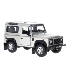 Land Rover Defender - Silver