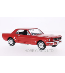 Ford Mustang Coupe 1964 - Red