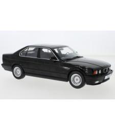 BMW 5er (E34), black, 1992
