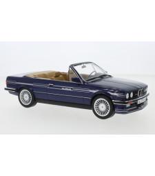 BMW Alpina C2 2.7 Convertible, metallic-dark grey/Decorated, Basis: E30, 1986