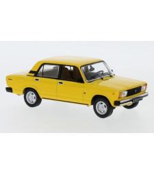 Lada 2105, yellow, 1981