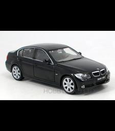 BMW 330i, black, 2005