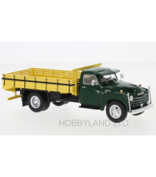 Chevrolet 6400, dark green/dark yellow, 1949