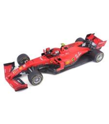 Ferrari SF90, No.16, scuderia Ferrari, formula 1, GP Italy, Monza Special Livery, C.Leclerc, 2019