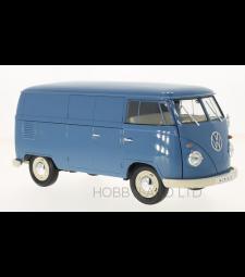 VW T1, blue, Kastenwagen, 1963