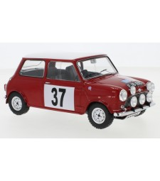 Mini Cooper S, RHD, No.37, BMC, RAC Rally, H.Källström/N.Björk, 1965