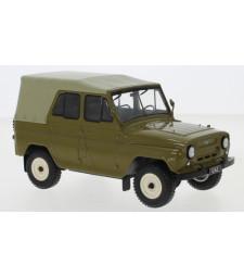 UAZ 469, Olive Green