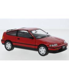 Honda CR-X, red, RHD, 1987