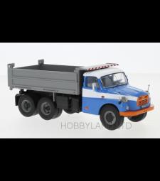 Tatra T 148 S3, blue/grey, dumper, 1977