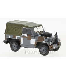 Land Rover Lightweight Canvas, RHD, Berlin Scheme