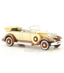 Lincoln Model K, beige/brown 1931