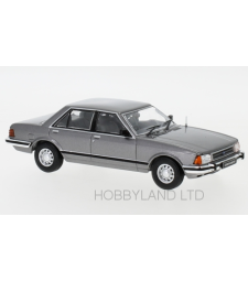 Ford Granada MKII 2.8 GL, metallic-grey, RHD, 1982