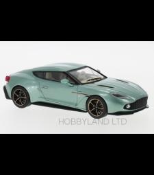 Aston Martin V12 Vanquish Zagato, metallic-green, 2016