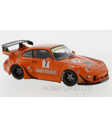 Porsche 911 RWB (993), Jagermeister No.7, RAUH-World