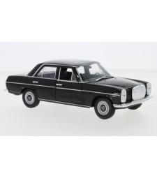 Mercedes 220 (W115), black, 1968
