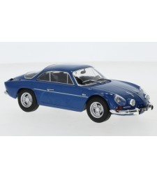 Alpine Renault A110 1300, metallic-blue, 1971