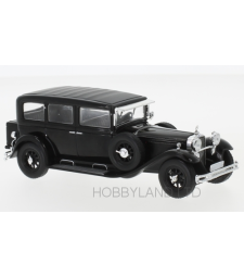 Mercedes Typ Nurburg 460 (W08), black, 1929