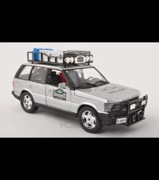 Land Rover Range Rover, Safari, silver, Experience