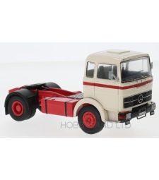 Mercedes LPS 1632, beige/red, 1970