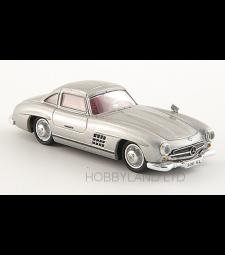 Mercedes 300 SL (W198), silver